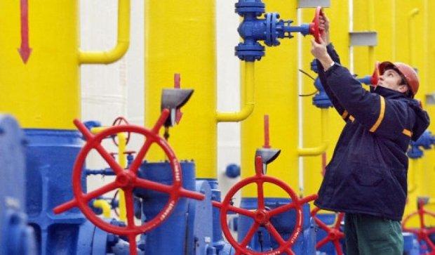 Украина снова начала импортировать газ из РФ