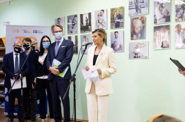 Пост Олени Зеленської, instagram.com/olenazelenska_official