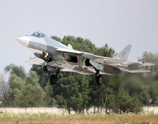 Авіакатастрофа в Росії: розбився винищувач-невидимка п'ятого покоління Т-50