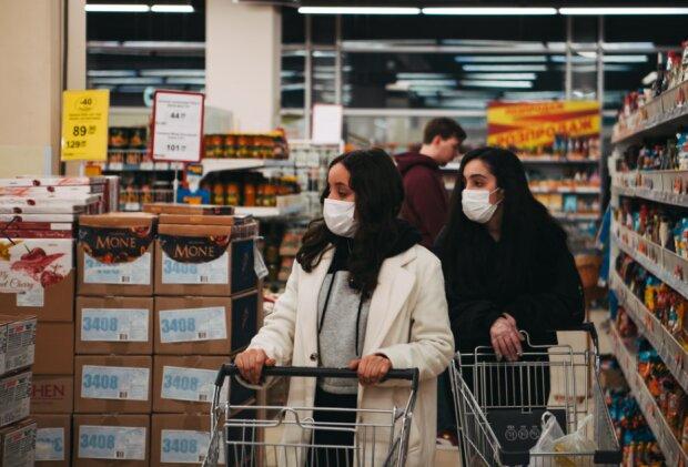 в супермаркеті, фото:Інформатор