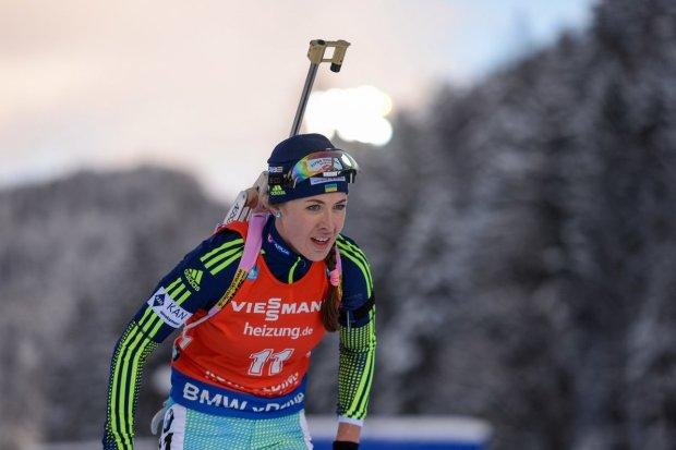 Українка Джима тріумфально виграла золото в першій гонці сезону