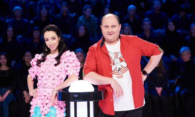 Катерина Кухар та Юрій Ткач, фото: пресслужба Нового каналу