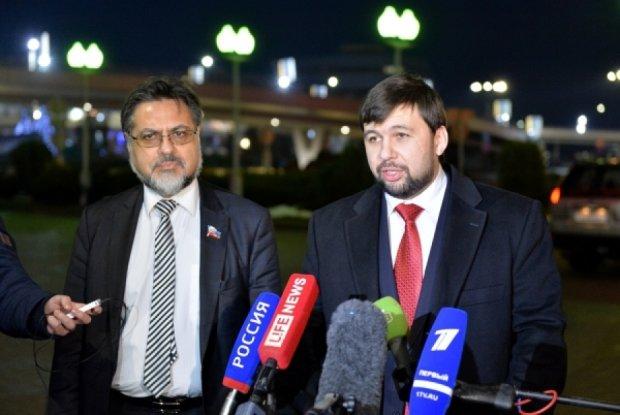 Бойовики нагадали Києву про особливий статус Донбасу