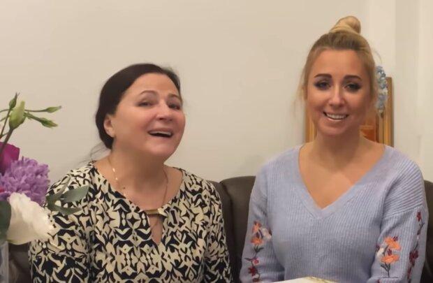 Нина и Тоня Матвиенко, скриншот видео