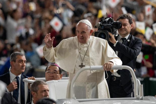 Папа Римский Франциск, фото: Getty Images