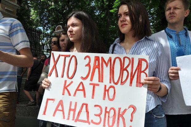 Дело Гандзюк: журналисты показали, как расправились с активисткой, жесткое видео