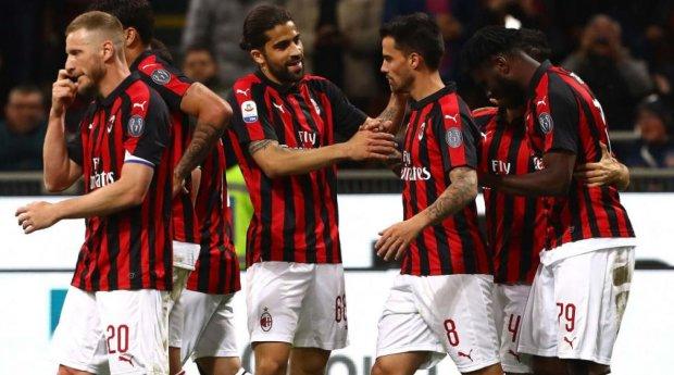 Новий сезон Ліги Європи: Мілан отримав гучного ляпаса