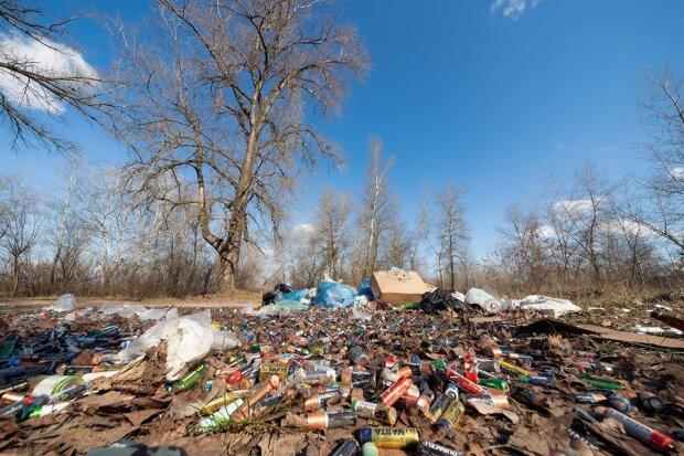 """Киевский пляж превратили в """"мини-Чернобыль"""", - отдыхать теперь негде"""