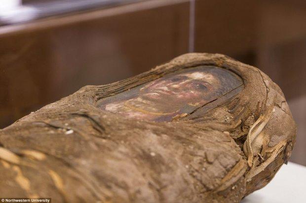 Мумия ребенка раскрыла археологам тайну, хранившуюся тысячелетия