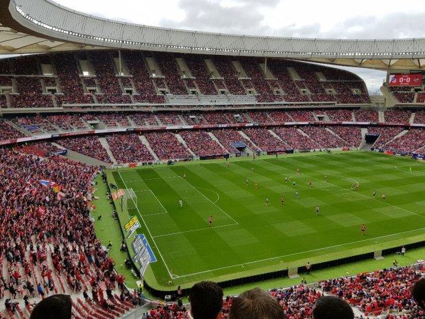 На головному стадіоні сезону зняли фільм для дорослих: фото