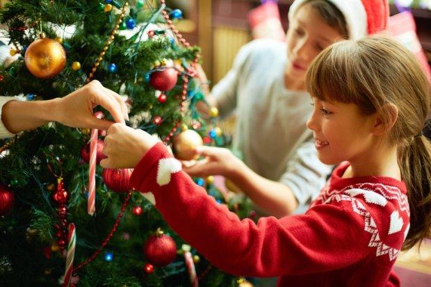 Новый год в Киеве: как устроить праздник так, чтобы дети вас не возненавидели