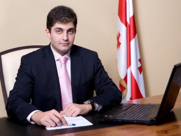 Пять уроков нового заместителя Генпрокурора Сакварелидзе для Украины