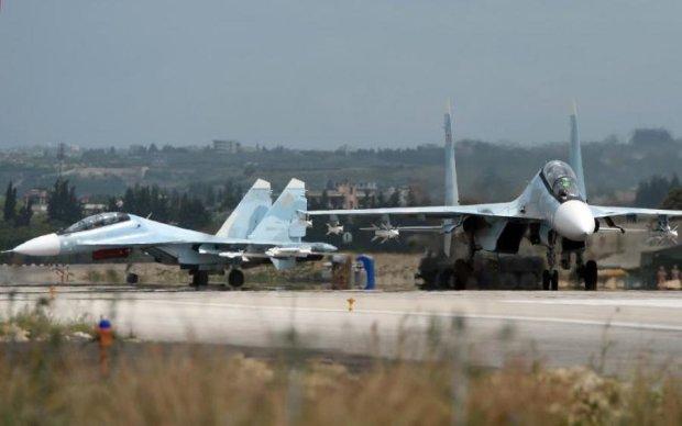 Смертельний експеримент: спливла справжня мета російських винищувачів у Сирії