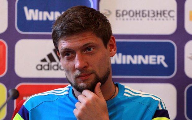 Форвард збірної України викликав фінів на ковзанку