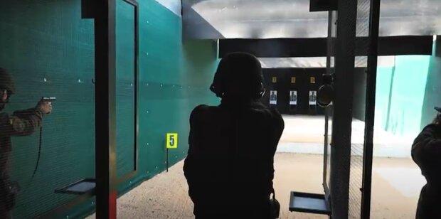 Тир, скріншот із відео