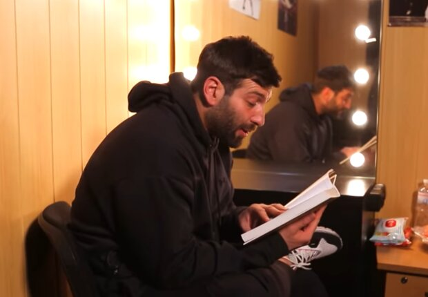 Daniel Salem, imagen de video