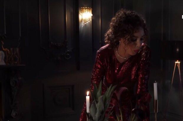Анна Богдан, кадр из видео