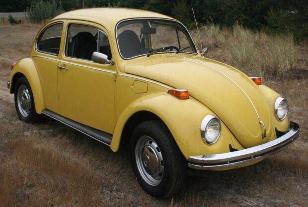 Volkswagen Beetl