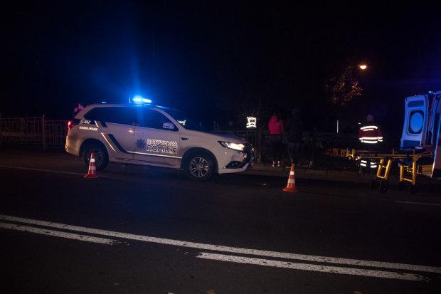 В Харькове пьяный байкер влетел в Mercedes: едва держался за руль, дикие подробности