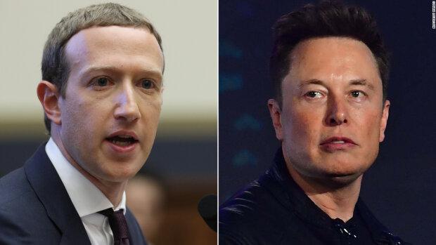 """Ілон Маск наїхав на Цукерберга через Facebook: """"Це відстій, і його треба видалити"""""""