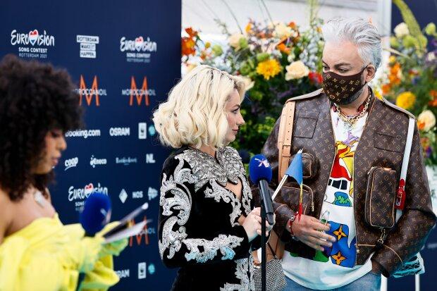 Філіп Кіркоров і Наталія Гордієнко, фото: Eurivision