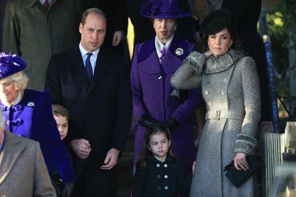 Кейт Міддлтон з родиною, bilshe.com