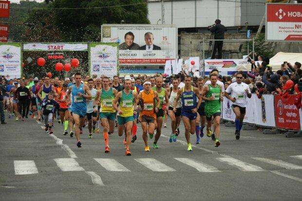 Дніпряни, біжіть: які вулиці перекриють заради марафону