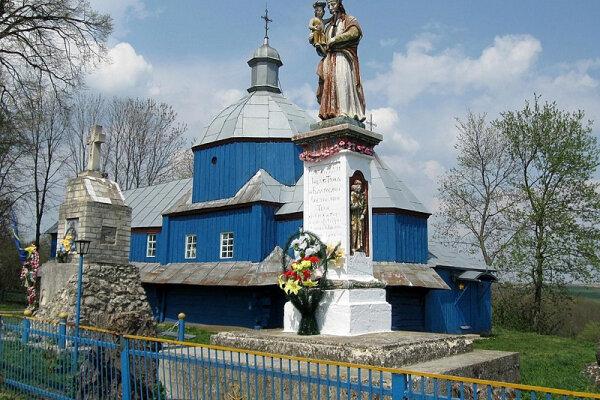 """На Тернопольщине нашли уникальный храм со 100-летней историей - """"Привезли из соседней области"""""""