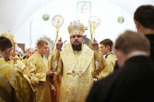 Митрополит Епифаний, фото: Волынская епархия Киевского Патриархата