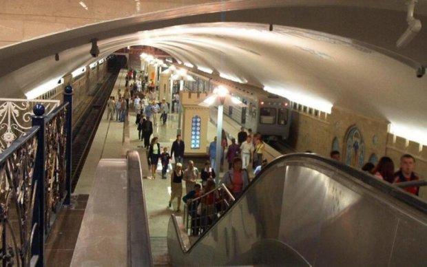 Повітря в метро визнали смертельно небезпечним