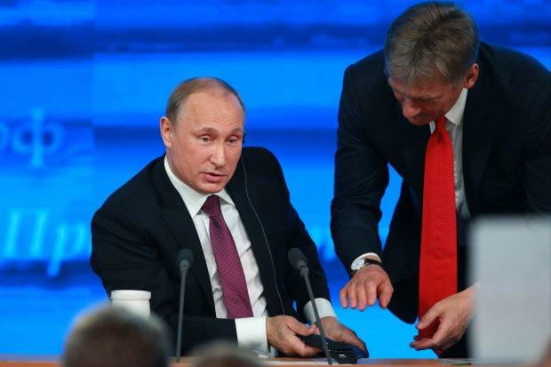 """Песков рассказал об """"особом"""" стиле общения Путина"""