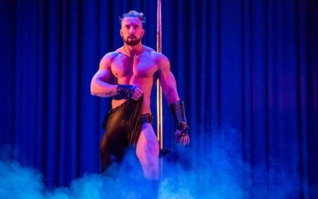 Чемпіон України зі стриптизу: У нашій професії гомосексуалів менше 10 відсотків