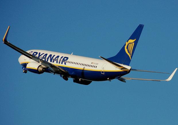 Ryanair приготовил украинцам сюрприз: еще два города смогут летать за копейки
