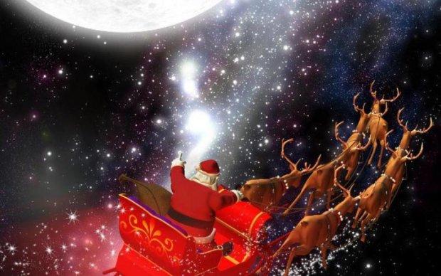 NASA показало рождественское настроение Вселенной