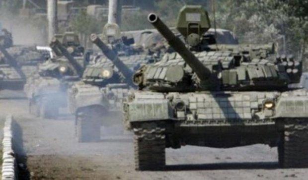 Террористы стягивают к Мариуполю танки - ОБСЕ