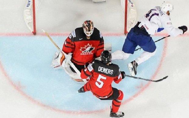Букмекери вважають Канаду фаворитом у матчі з Фінляндією на ЧС-2017 з хокею
