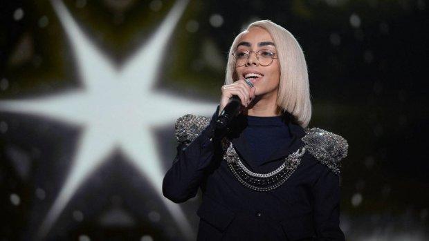 """Францію на """"Євробаченні"""" представлятиме андрогін Білал Ассані: його пісня про прийняття себе"""