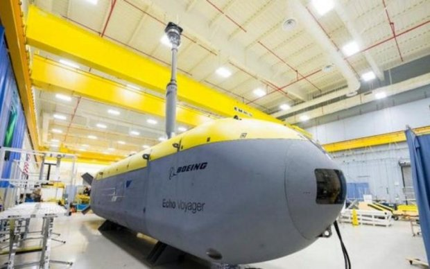 Уникальная субмарина Echo Voyager вышла в море
