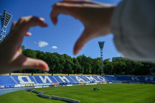 """стадіон """"Динамо"""", фото з Instagram"""