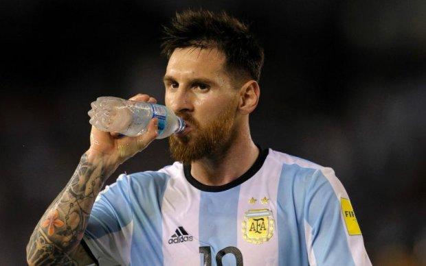 Аргентина здивує стартовою схемою на матч з Сінгапуром