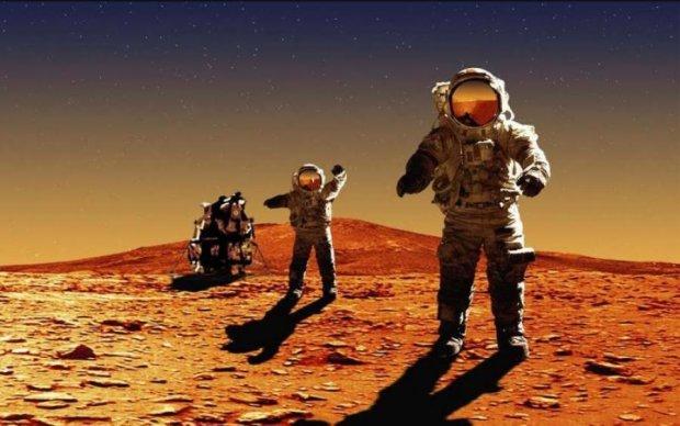 На Марсе завелись огромные пауки: фото
