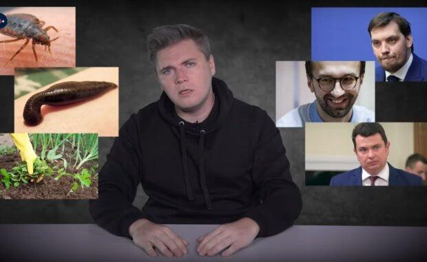Лесєв показав справжніх паразитів, які смокчуть наші гроші