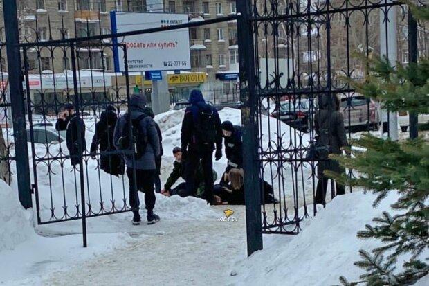 место преступления, фото: росСМИ