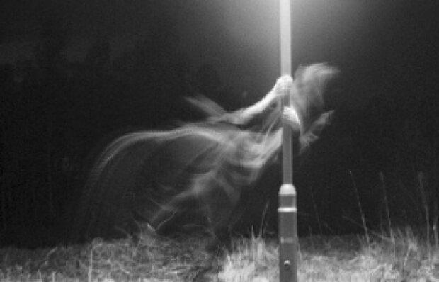 Длинный и прозрачный: в Карпатах сфотографировали настоящего призрака, снимки впечатляют