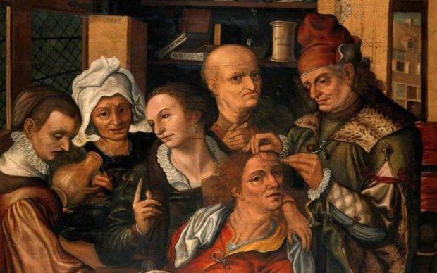 Мурашки по коже: что делали в Средневековье с душевнобольными