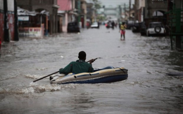 Потужна повінь у Домінікані: оголошена евакуація