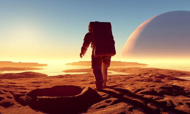 Марс став придатним для життя: допомогло падіння метеоритів