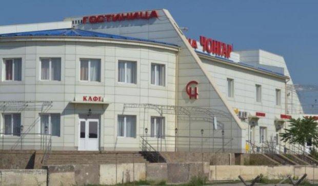 Херсонська прокуратура відбирає у проросійського активіста готель