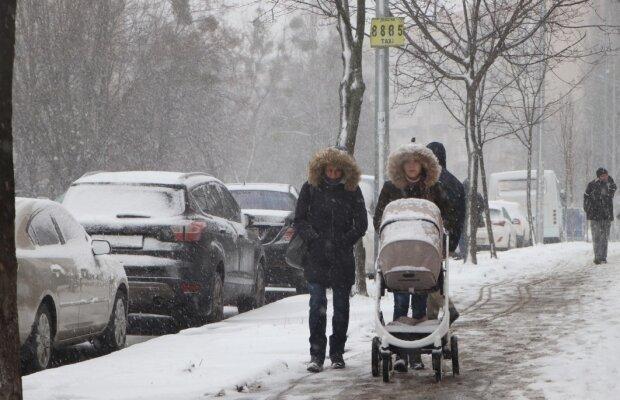 Похолодание, фото: ukrnews
