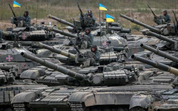 Забрали свое: украинская танковая элита показала боевикам, кто хозяин